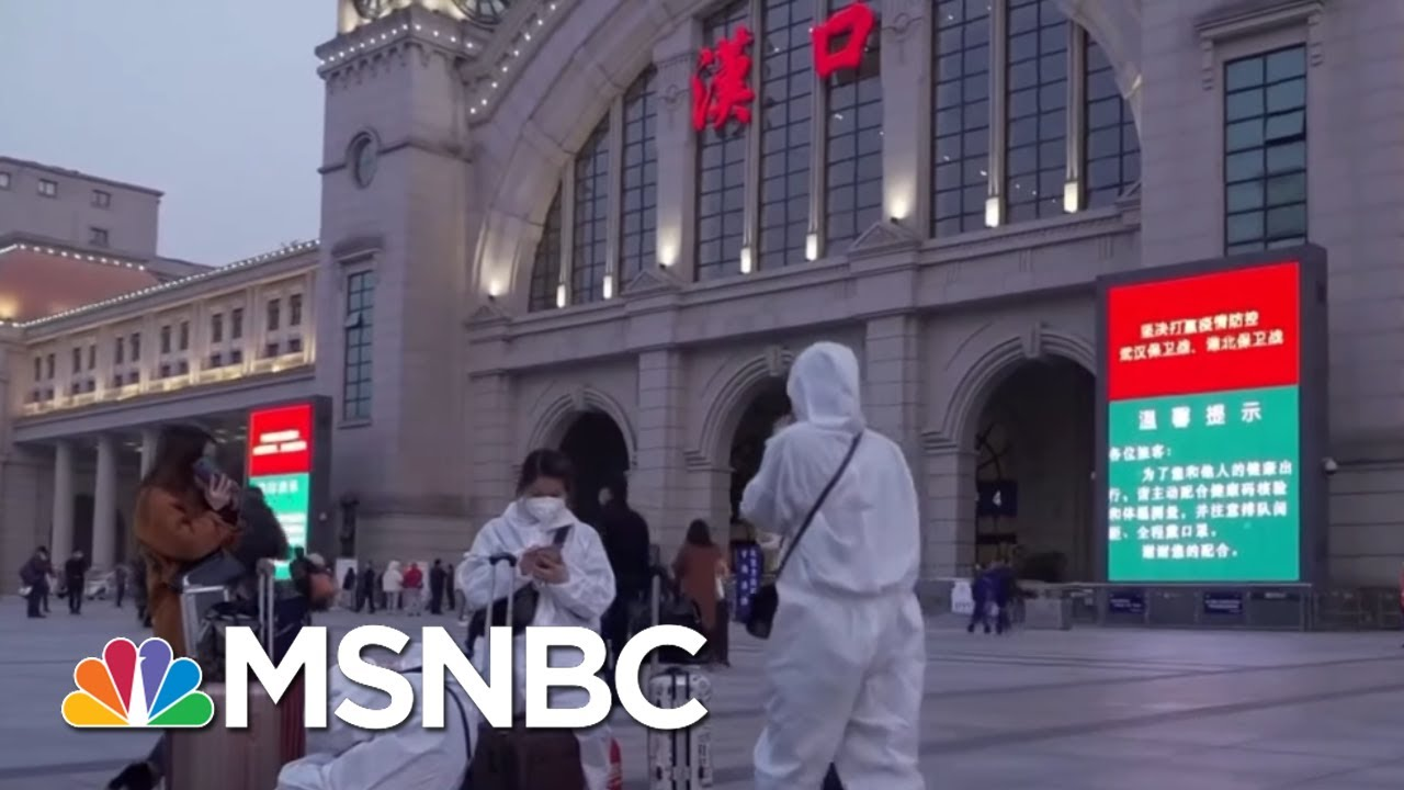 Global Virus Cases Pass 1.6M Amid Fears Of Second Wave Of Outbreaks | Morning Joe | MSNBC 4