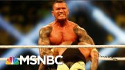 Florida Governor Under Fire For Declaring WWE 'Essential' | All In | MSNBC 4