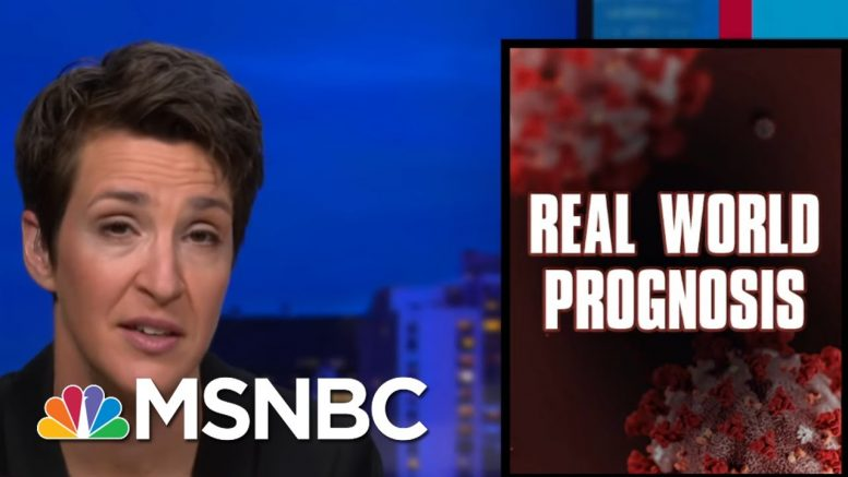 Where Testing Is Possible, Way More Coronavirus Cases Turn Up Than Predicted | Rachel Maddow | MSNBC 1