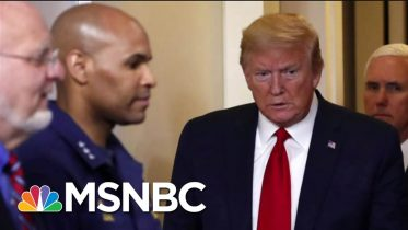 Yamiche Alcindor: 'President Has Contradicted His Scientists Over And Over Again' | Andrea Mitchell 6
