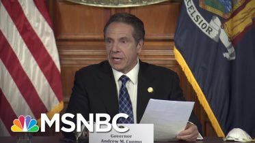 Cuomo Praises Kansas Farmer's 'Generosity Of Spirit' For Donating N95 Mask To New York | MSNBC 6