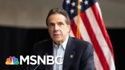 'How Dare They': Cuomo Responds To GOP Senators' State 'Bailout' Rhetoric | Andrea Mitchell | MSNBC 3