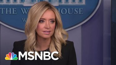McEnany: Trump's Claim Coronavirus Came From Wuhan Lab 'Consistent' With Reports | MSNBC 6