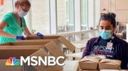 Chef José Andrés Has A Plan To Feed The Needy During The COVID-19 Pandemic | The 11th Hour | MSNBC 3