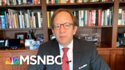 Rescue And Rebuild: How To Handle COVID-19's Economic Losses | MSNBC 3