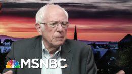 Bernie Sanders: Pandemic Is Worst Point In U.S. History Since Civil War | All In | MSNBC 1