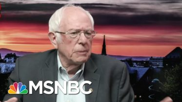 Bernie Sanders: Pandemic Is Worst Point In U.S. History Since Civil War | All In | MSNBC 6