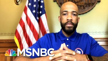 Lt. Gov. On Wisconsin GOP Forcing Voters To Polls Amid Pandemic | All In | MSNBC 6