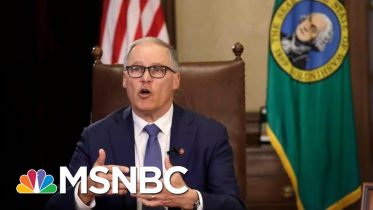 Coronavirus Cure? Experts See Promising New Clues In Policies From WA And CA | MSNBC 6