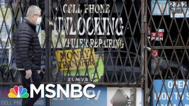 'A Catastrophe Of Unemployment Across The United States' | The 11th Hour | MSNBC 6