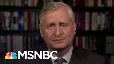 Jon Meacham: America Needs A Marshall Plan For Life After COVID-19 | The 11th Hour | MSNBC 2