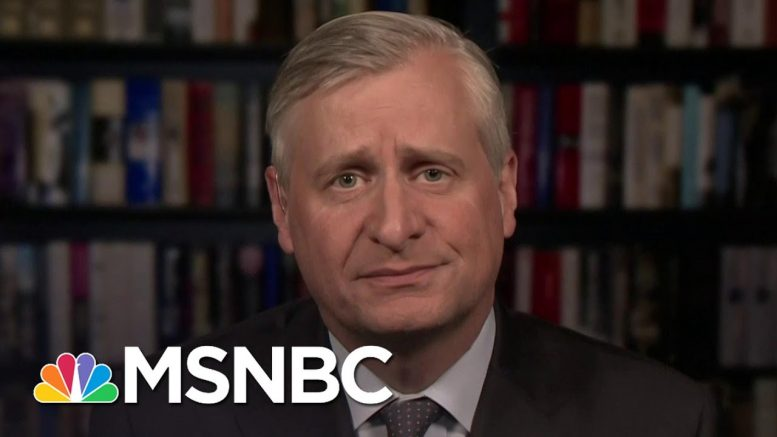 Jon Meacham: America Needs A Marshall Plan For Life After COVID-19   The 11th Hour   MSNBC 1