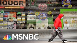 Universal Basic Income Would Give Americans 'Breathing Room' During The Crisis | MSNBC 6