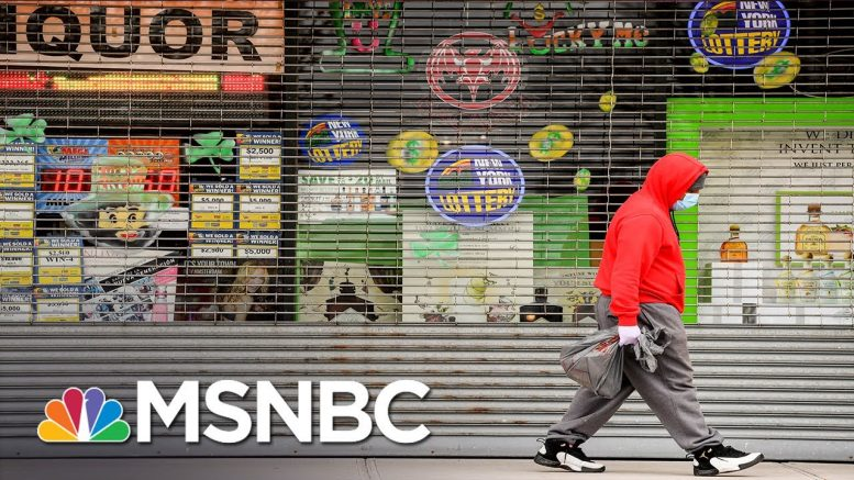 Universal Basic Income Would Give Americans 'Breathing Room' During The Crisis | MSNBC 1