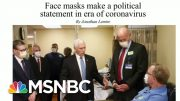 Concerns In West Wing As Two WH Staffers Test Positive | Morning Joe | MSNBC 4