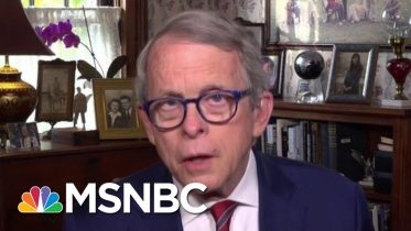 Ohio's Governor Discusses Safety As Businesses Set To Reopen | Morning Joe | MSNBC 10
