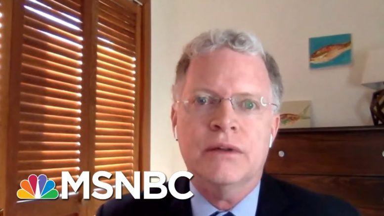 Trump Creating His Own Deep State, Says Writer | Morning Joe | MSNBC 1