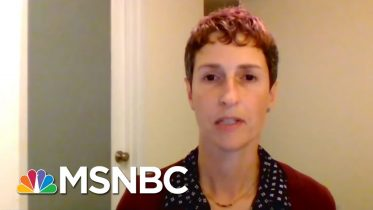 'Risk Isn't Binary': Harvard Professor On How To Safely Avoid Quarantine Fatigue | All In | MSNBC 5