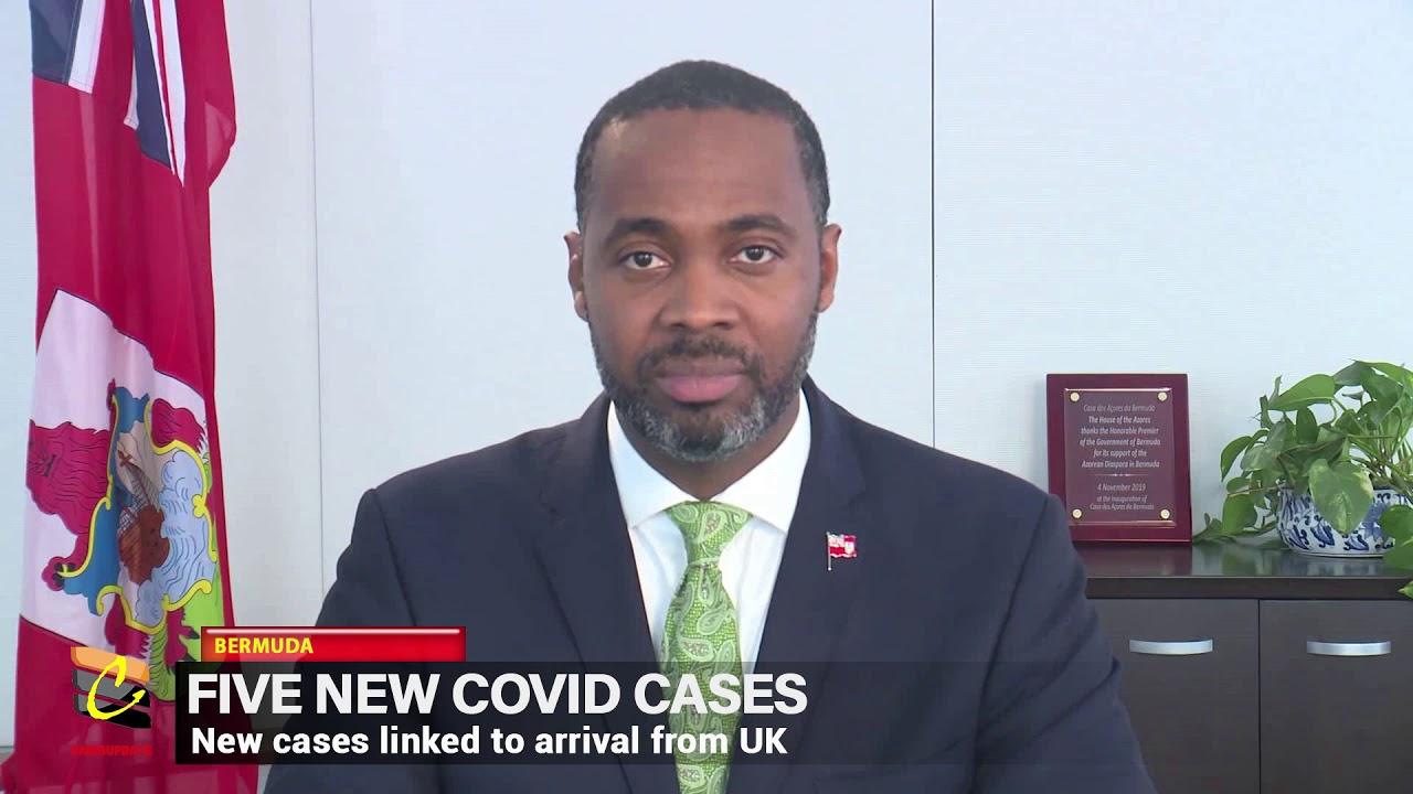 MORE COVID CASES IN BERMUDA 1