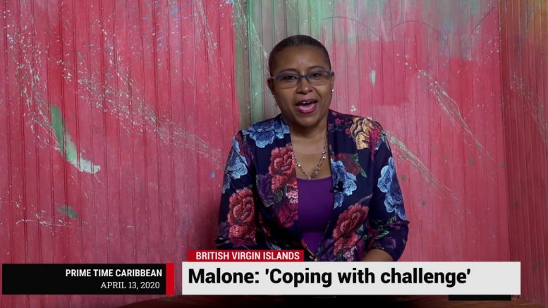 REPORT Interviewing Carvin Malone 1