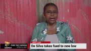DE SILVA GOES LOW TO DEFEND GONSALVES 5