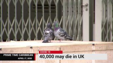 UNITED KINGDOM COVID DEATHS COULD REACH 40,000 6