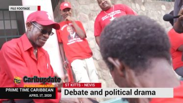 THE POLITICS OF ST KITTS AMIDST THE COVID DEBATE 6