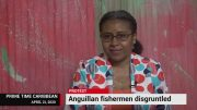 DISGRUNTLED ANGUILLIAN FISHERMEN PROTEST 5