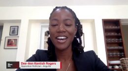 KENTISH-ROGERS: We need young voices to come forward 7