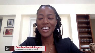 KENTISH-ROGERS: We need young voices to come forward 6