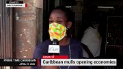 REPORT Caribbean countries mull opening 4