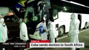 CUBA SENDS DOCTORS TO SOUTH AFRICA 5