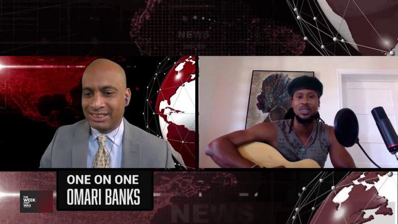 THE OMARI BANKS INTERVIEW 1