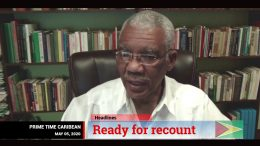PRIME TIME CARIBBEAN HEADLINES MAY 5 4