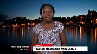 CHILDREN STRUCK BY COVID IN JAMAICA; GRENADA CARNIVAL CANCELLED 2