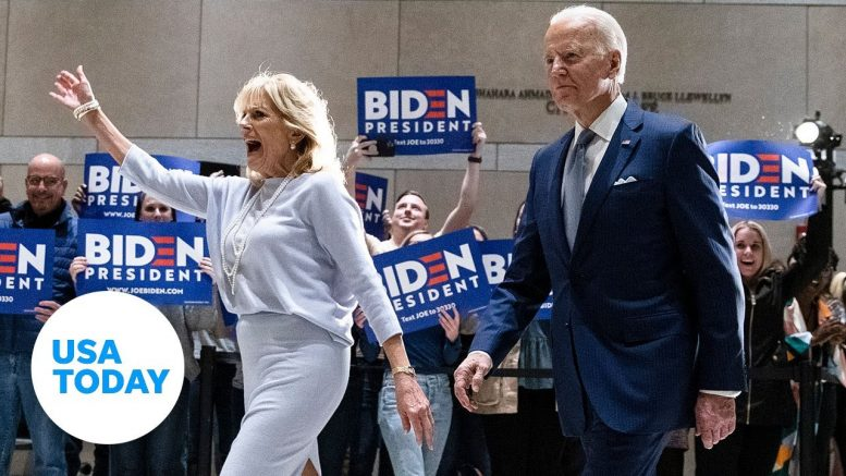 Joe Biden extends lead over Bernie Sanders with win in Michigan | USA TODAY 1