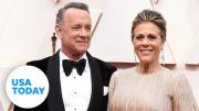 Tom Hanks and Rita Wilson contract coronavirus | USA TODAY 4