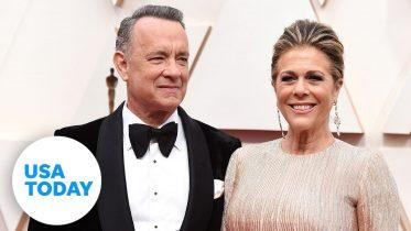 Tom Hanks and Rita Wilson contract coronavirus | USA TODAY 6