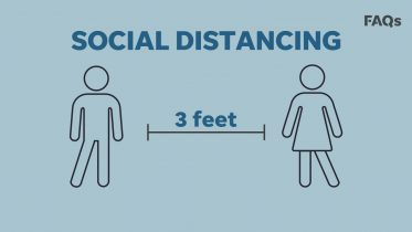 Why social distancing is critical to curbing the coronavirus pandemic | Just The FAQs 6
