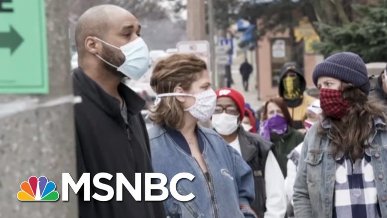 'Partisan BS': Wisconsin Holds In-Person Voting During COVID-19 Pandemic - Day That Was | MSNBC 1