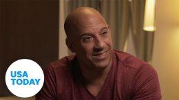 Vin Diesel talks new role in 'Bloodshot' | USA TODAY 2