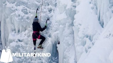 Wounded Marine living life on the tops of mountains | Militarykind 6
