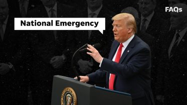 What is a national emergency? | Just The FAQs 6