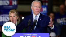 Joe Biden speaks after further primary votes revealed | USA TODAY 7