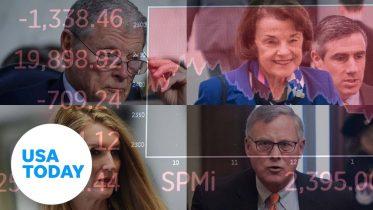 Senators sold stocks before coronavirus sank the markets | USA TODAY 6