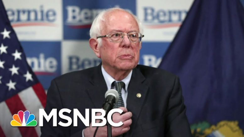 What May Have Played A Role In Bernie Sanders' Decision To Suspend Campaign? | Craig Melvin | MSNBC 1