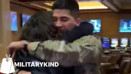 Soldier's sister hits the jackpot of surprises | Militarykind 9