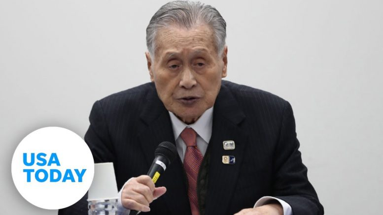 Tokyo 2020 leaders update on delay of Summer Olympics | USA TODAY 1