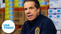 Gov. Andrew Cuomo holds a press conference on coronavirus   USA TODAY 4