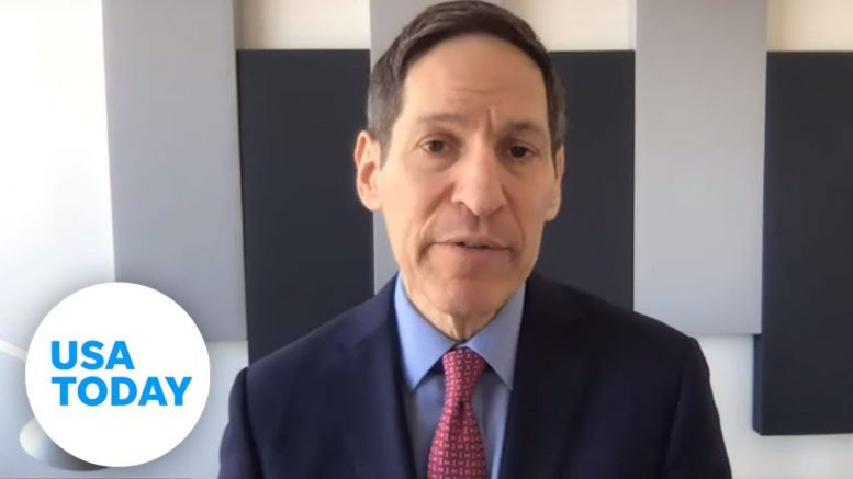 Former CDC director on the coronavirus: 'This is going to be a long war' | USA TODAY 1